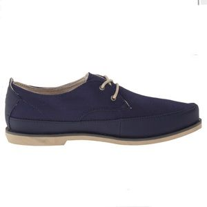 Olukai Honolulu Lace Shoes Navy Blue Men's 13